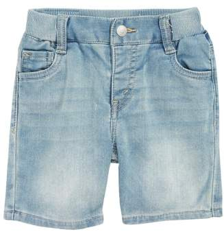 Levi's Knit Denim Shorts