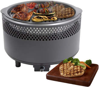 Nutrichef Compact Charcoal Bbq Grill