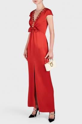 Temperley London Nile Tie Dress