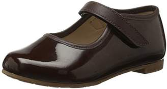 Elephantito Girls' Coco Mary Jane Flat