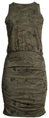 n:philanthropy Majorica Sleeveless Camo Dress