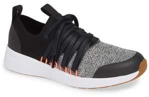 Keds R) Studio Flash Heathered Mesh Sneaker