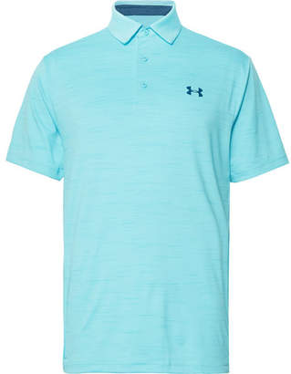 Under Armour Playoff Heatgear Golf Polo Shirt