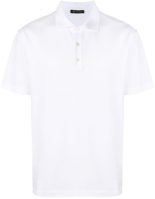 Versace basic polo shirt
