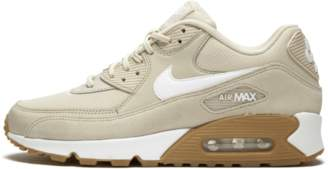 Nike Womens Air Max 90 Oatmeal/White