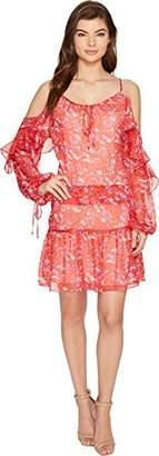 Adelyn Rae Women's Kaileen Frill Dress