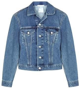 Helmut Lang Blue Denim Jacket