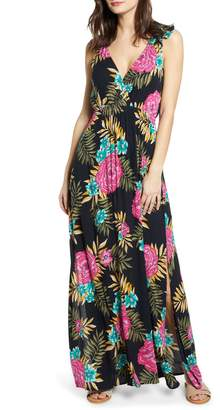 Billabong Wind Flutter Maxi Dress