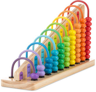 Melissa and Doug Kids' Add & Subtract Abacus $19.99 thestylecure.com