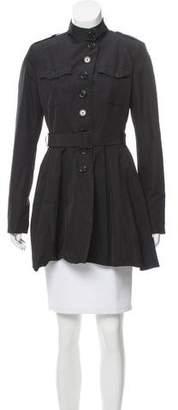 Pauw Longline Button-Up Jacket