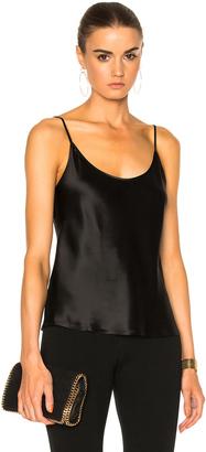 La Perla Silk Top $158 thestylecure.com