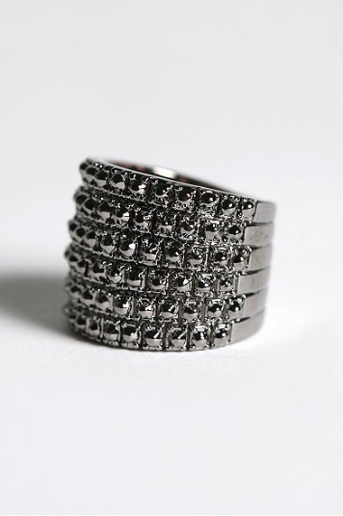 Urban Outfitters Large Studded Ring