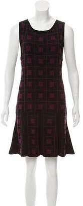 Alice + Olivia Sleeveless Knit Dress