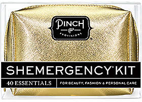 Pinch Provisions Metallic Shemergency Kit
