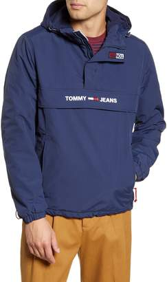 Tommy Jeans TJM Nylon Hooded Anorak