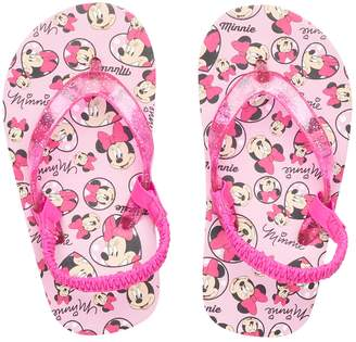 Disney Disney's Minnie Mouse Toddler Girl Thong Flip Flop Sandals