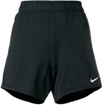Nike loose fitted track shorts