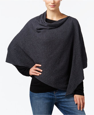 Eileen Fisher Poncho Sweater $158 thestylecure.com