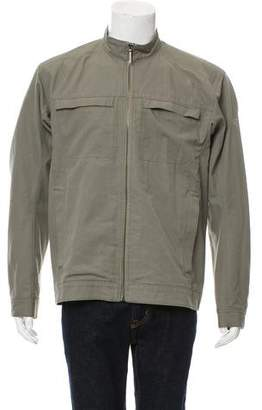 Arc'teryx Lightweight Zip-Front Jacket