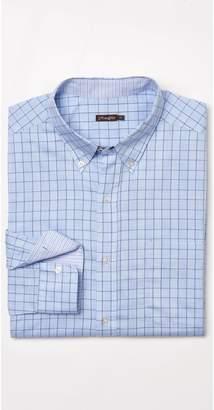 J.Mclaughlin Carnegie Classic Fit Shirt in Glen Plaid