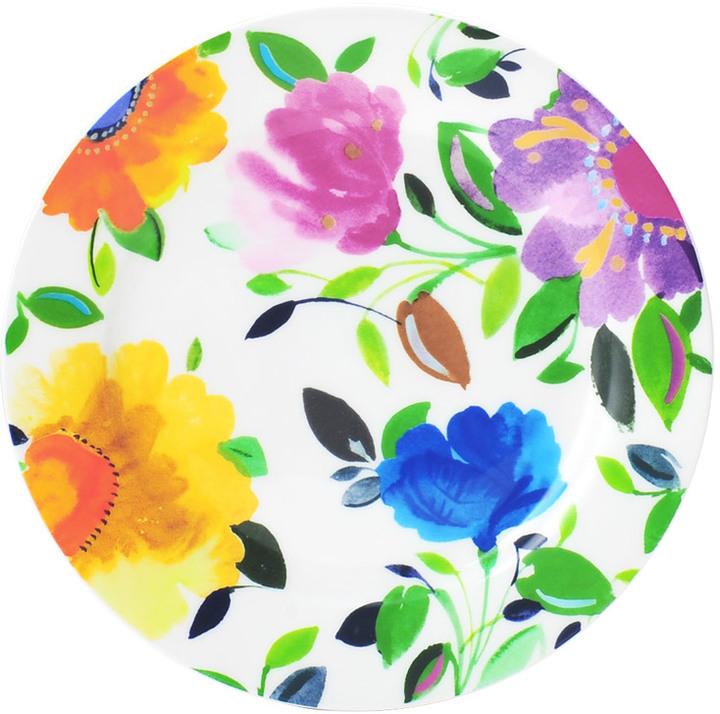 Provence Garden Salad Plate