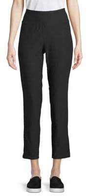 Eileen Fisher Slim-Fit Stretch Pants