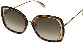 Alexander McQueen AM0151S Fashion Sunglasses