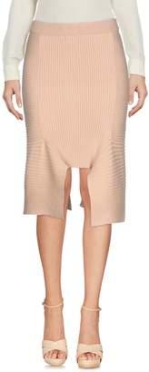 Designers Remix CHARLOTTE ESKILDSEN Knee length skirts - Item 35361992OT