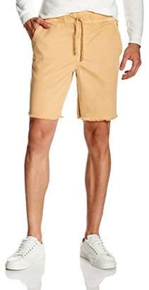 Co Quality Durables Men's Drawstring Flat Front Shorts