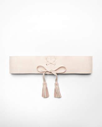 Express Lace Up Corset Belt
