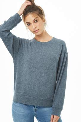 Forever 21 Brushed Knit Top