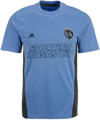 adidas Men's Sporting Kansas City Performance T-Shirt
