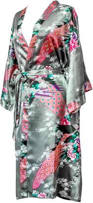 6ef36174bbc CCcollections Kimono 16 colours premium version dressing gown robe lingerie  night wear dress bridesmaid hen night