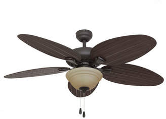 Calcutta 48 Key Largo 5-Blade Ceiling Fan