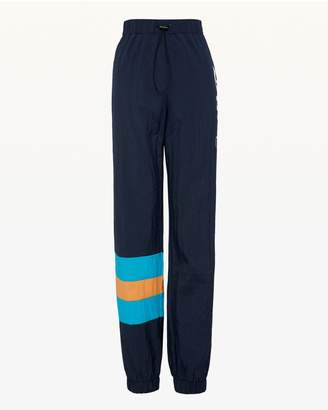 Juicy Couture JXJC Gothic Logo Colorblock Nylon Pant