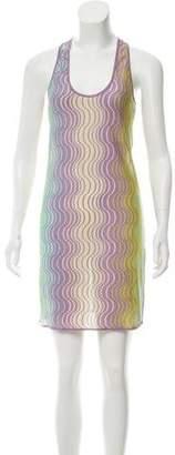 Missoni Mare Sleeveless Knee-Length Dress