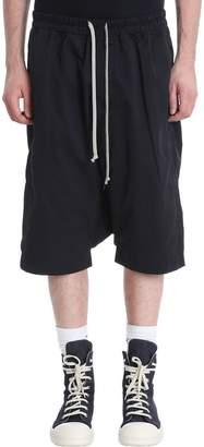 Drkshdw Black Nylon Shorts