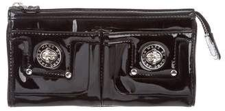 Marc by Marc Jacobs Marc Jacobs Leather Zip Wallet