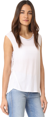 Free People The It Muscle Tee $48 thestylecure.com