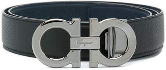 Salvatore Ferragamo double gancino belt