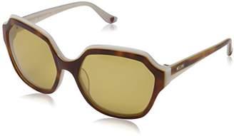 Moschino Women's MO762S Oversized Sunglasses