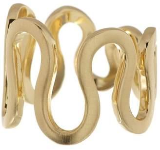 Elizabeth and James Nash Squiggle Ring