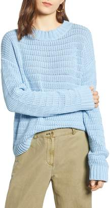 Treasure & Bond Pointelle Sweater
