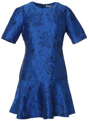 Alice + Olivia (アリス オリビア) - Esther Ruffle Hem Tunic Dress