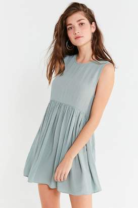 Urban Outfitters Drop-Waist Babydoll Frock Dress