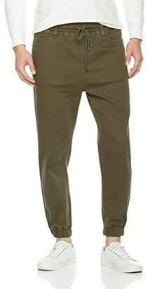 Nothing but Denim Men's Jogger Jeans Drawstring Pants (AM1028