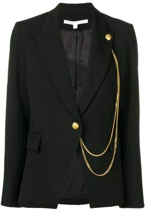 Veronica Beard chain detail blazer