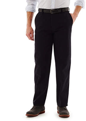 ST. JOHN'S BAY Worry Free Relaxed-Fit Flat-Front Pants