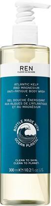 Ren Clean Skincare REN Clean Skincare - Atlantic Kelp and Magnesium Anti-Fatigue Body Wash - 100% Recycled Plastic
