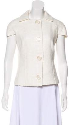 Michael Kors Short Sleeve Jacket